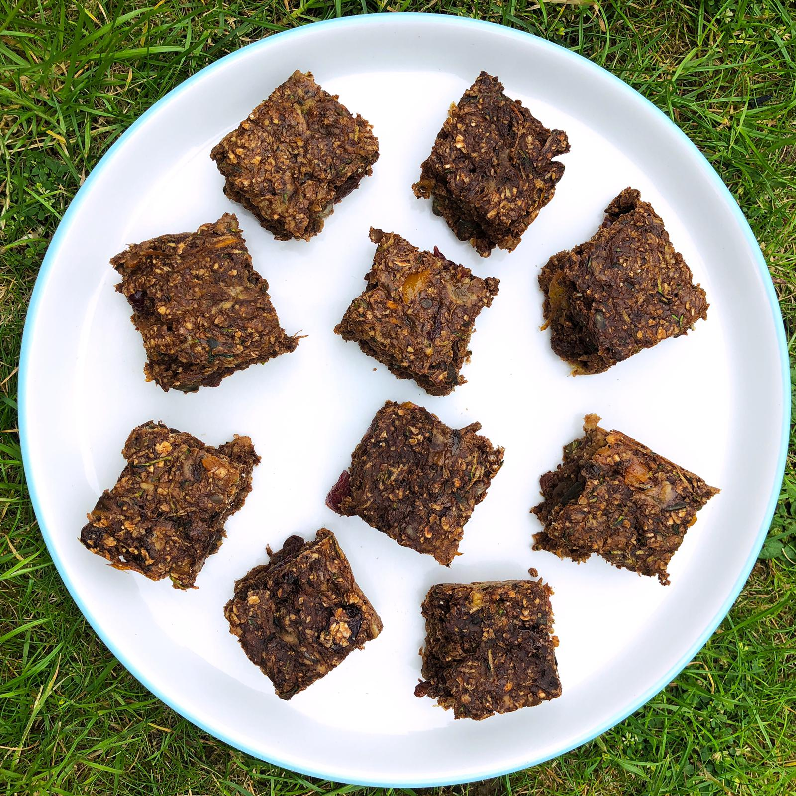 Oaty Cake Squares
