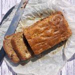 Ginger & Pear Loaf